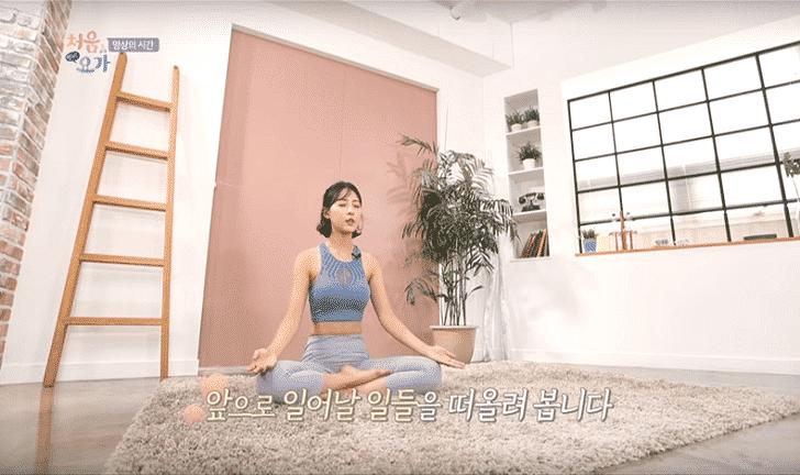 韓流瞑想、未来を想像する
